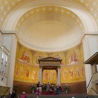 2014 11 14 Gedeckter Tisch Nikolaikirche-
