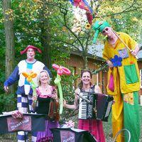 2014 09 06 Eberswalde mit Clowns-