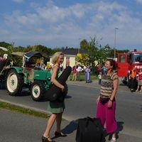 2014 09 06 Erntedankfest mit Umzug-