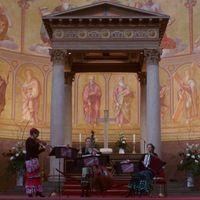 2014 11 14 Gedeckter Tisch Nikolaikirche nah-