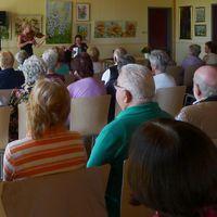 2014 07 03 BA rgerhaus Bruno Taut Blankenfelde Mahlow Abschlussveranstaltung Brbg Seniorenwoche-