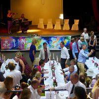 2014 07 05 Trauung auf der BA hne des La Luz-