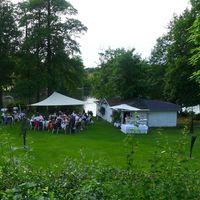 2014 05 25 Motzen Chaine des Rotisseurs Konzert mit Erdbeere totale-
