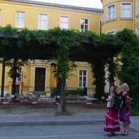 2014 06 18 Duo Muzet Royal im Hof des Palais Podewils-