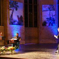 2015 09 23 Parochialkirche Hospizwoche mit Tanzpaar nah-