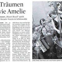 2008 06 06 maz Konzert Schönwalde