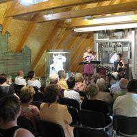 08-07-06 Museum Bad Liebenwerda Hochzeitsausstellung