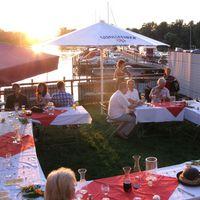 09-07-31 Geburtstagsfeier im FA hrhaus am Tegeler See