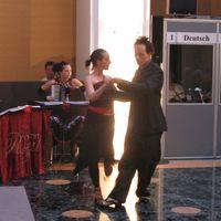 09-10-16 Muzet Royal mit Chantal und Sebastian SA damerikakonferenz