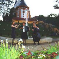 06-06 Kleine Zugabe zur Entspannung nach dem Tango-Konzert, Kloster Neuzelle Juni 2006