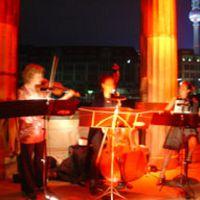 06-07 Museumsinselfestival Juli 2006: Mitternachts-Tango in den Kolonnaden