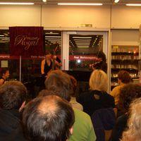 06-11 Konzert in der Amerika Gedenk Bibliothek, Nov 06