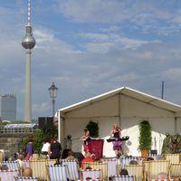 2011 08 12 Gauklerfest mit Fernsehturm-