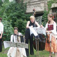 04-07 Hochzeit in der Rosenvilla Paretz, Sommer 04