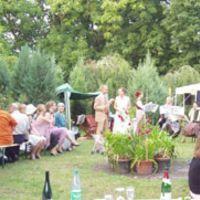 05-07 Hochzeit in der Rosenvilla Paretz, Sommer 2005