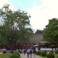 2018 06 12 Grünen Fraktionsempfang Muzet Royal Teehaus im Tiergarten weit nostalgisch-