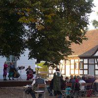 2018 08 25 Jagdschloss Grunewald Muzet Royal Hofblick-