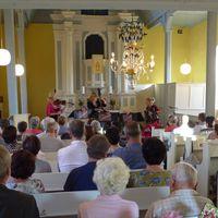 2018 09 09 Kirche Sembten Trio Muzet Royal von hintenunten-