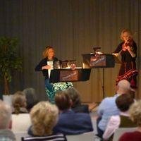 2019 03 09 Duo Muzet Royal Frauentagskonzert Velten ausschn Personen unscharf-